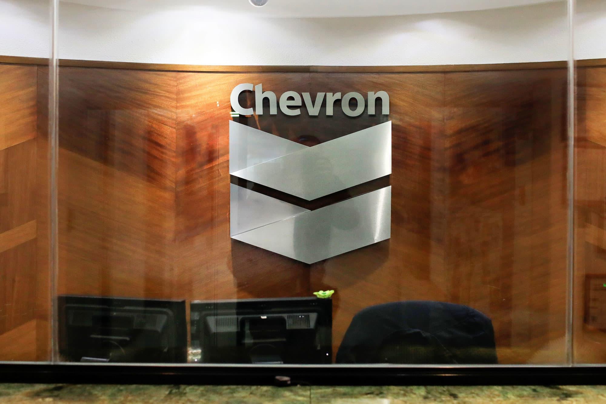 Chevron expects $10 billion-$11 billion charge in fourth quarter