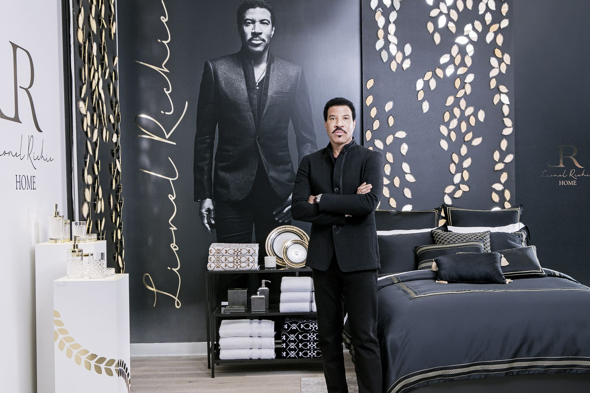77732a524946 JC Penney taps Lionel Richie to help with its new home brand