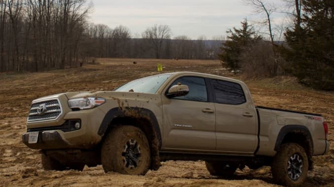 The 2017 Toyota Tacoma TRD Off-Road review