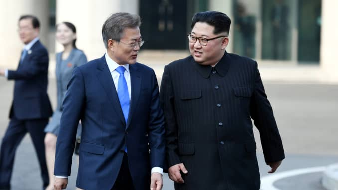 Korean Summit may be first step to bridge economic divide