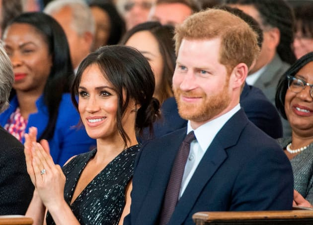 Who Pays For The Royal Wedding.Meghan Markle S Tax Bill Will Get A Lot More Complicated After Royal