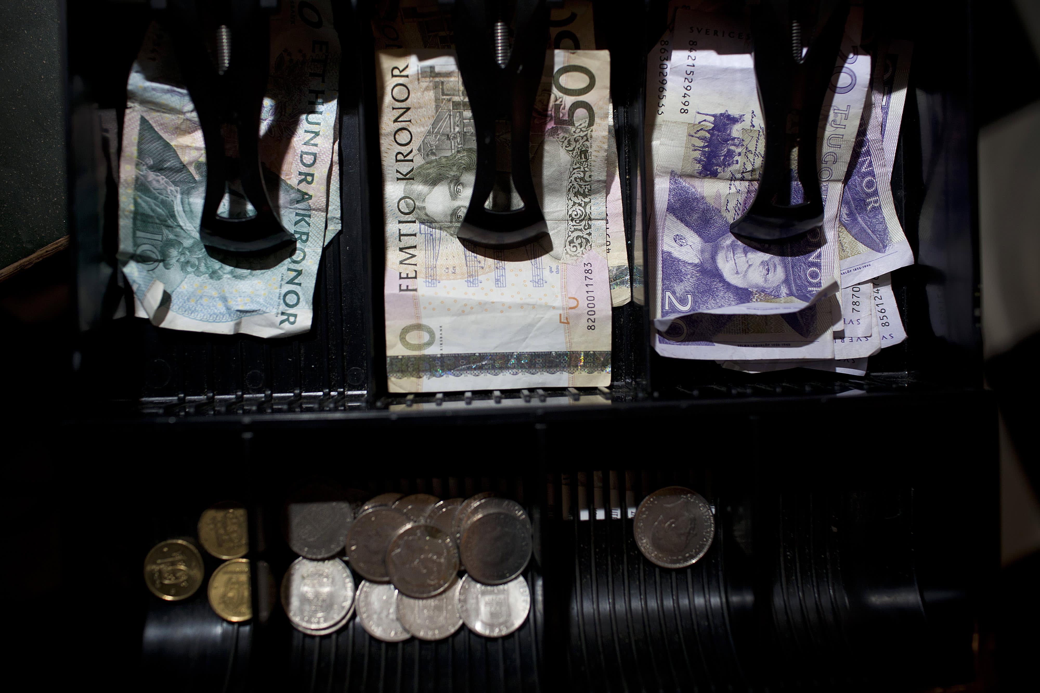 Ing Swedish Krona And Aussie Dollar