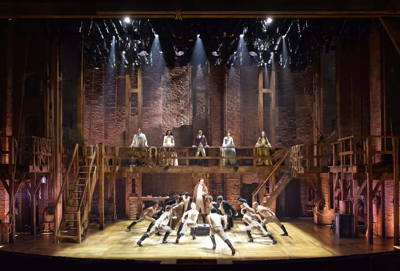 Hamilton Set Designer Says This Habit Is The Secret To