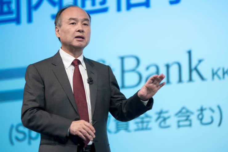 GP: Masayoshi Son 180430