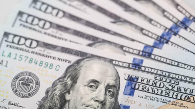 GP: US dollar notes 180430