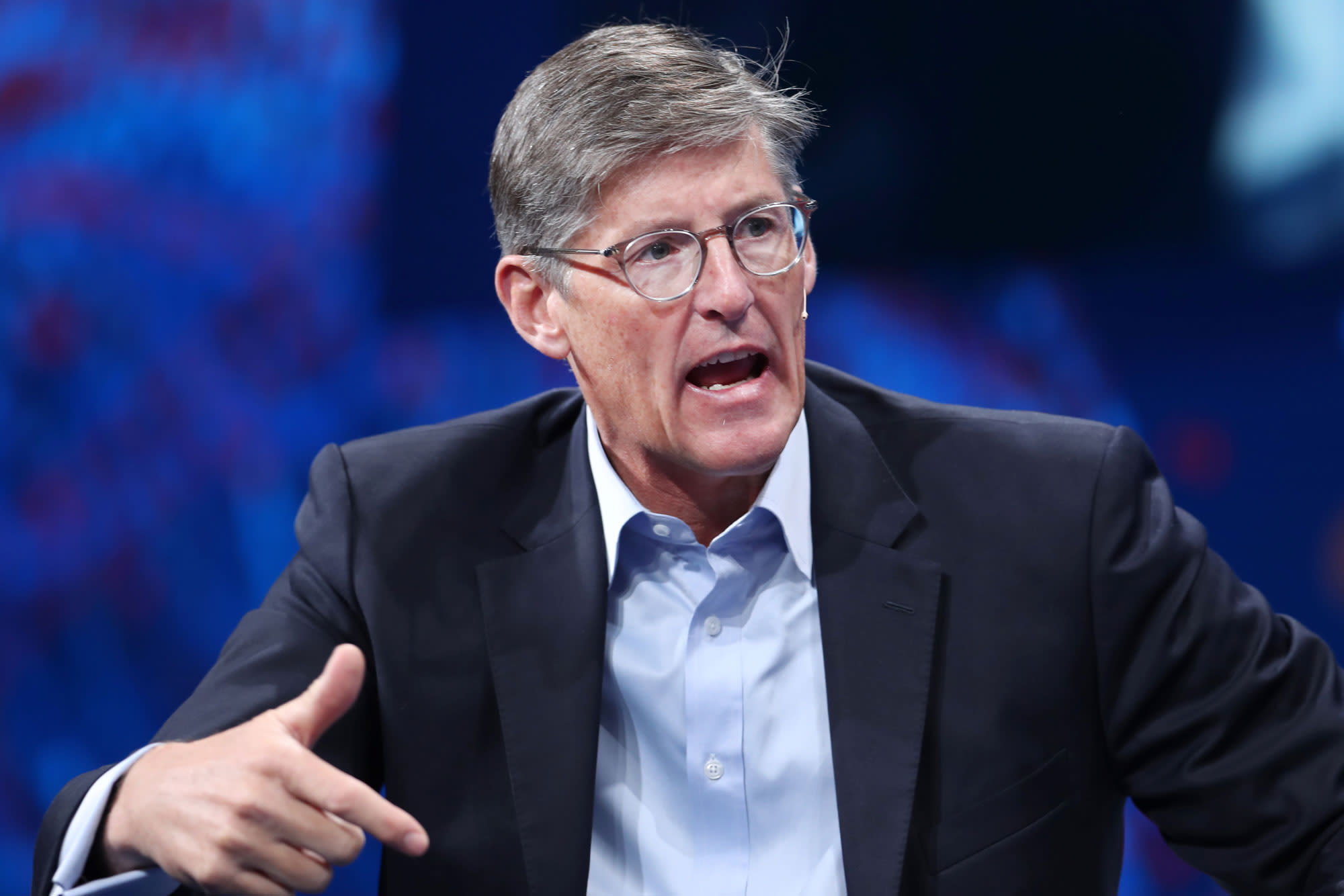 RT: Michael Corbat, CEO of Citigroup 180430