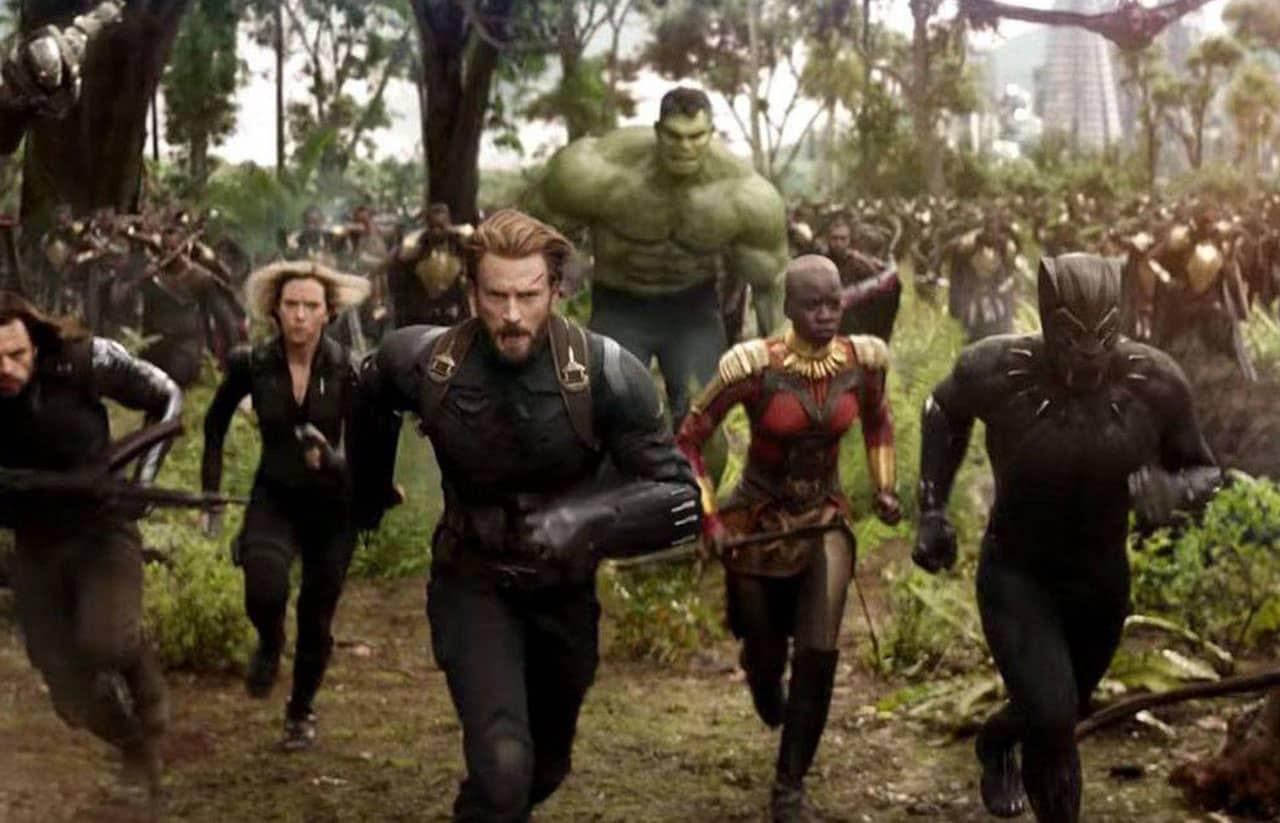 Superhero films win 2018 box office