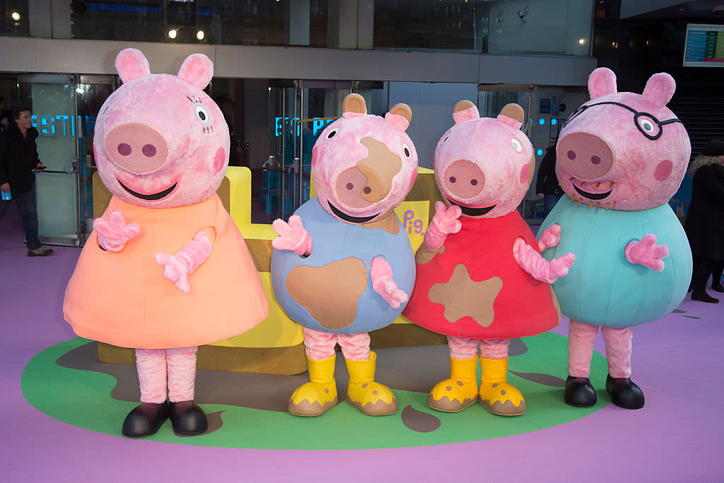 Peppa Pig Videos Removed By Chinese Social Media App Douyin