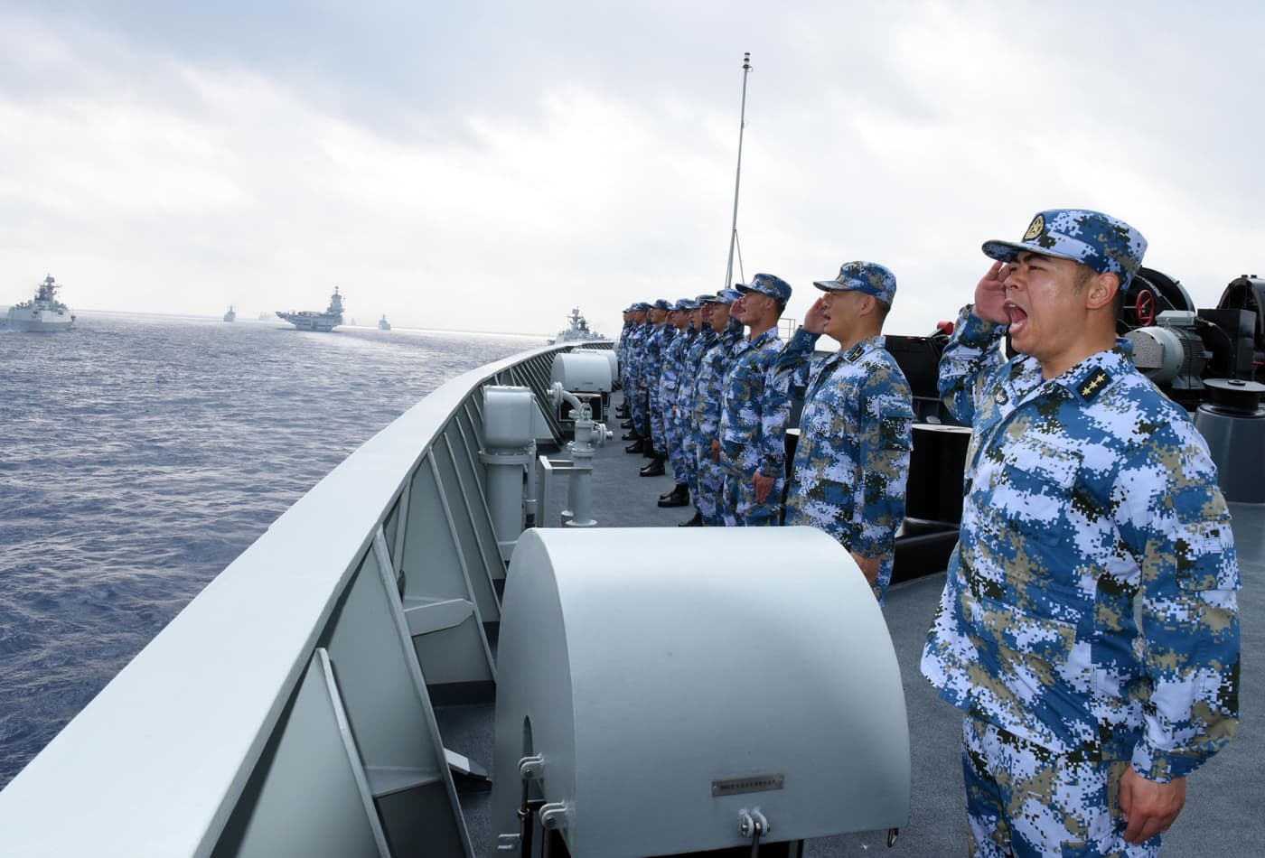 China quietly installed missile systems on strategic Spratly Islands in hotly contested South China Sea
