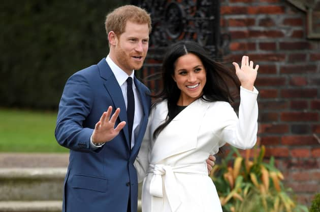 Meghan Markle And Prince Harry Welcome Baby Boy The Couples First