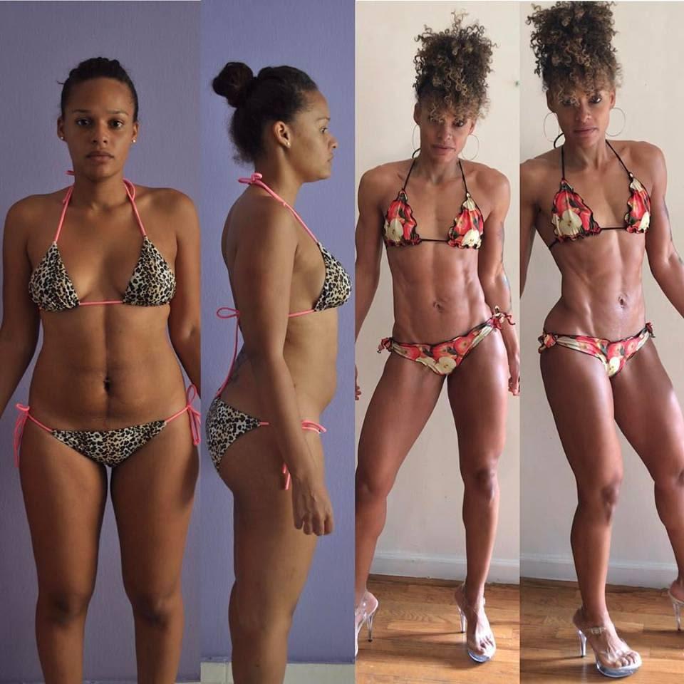 Handout: Melissa Alcantara, fitness trainer 03