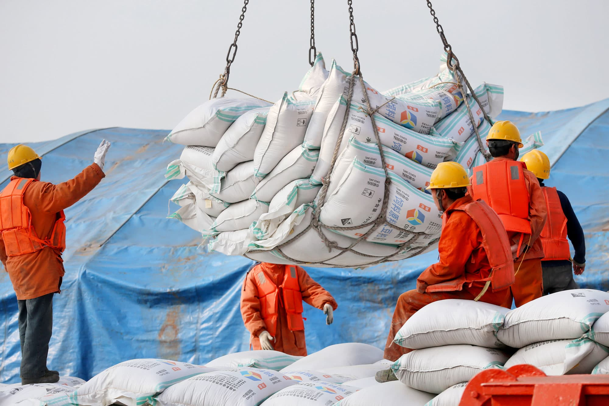 China imports zero US soybeans in Nov for first time since