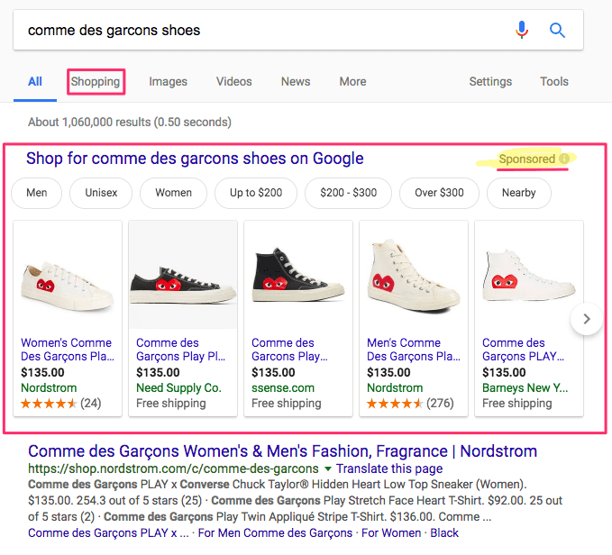 8e175268118f Google Shopping fraud broken up by machine learning