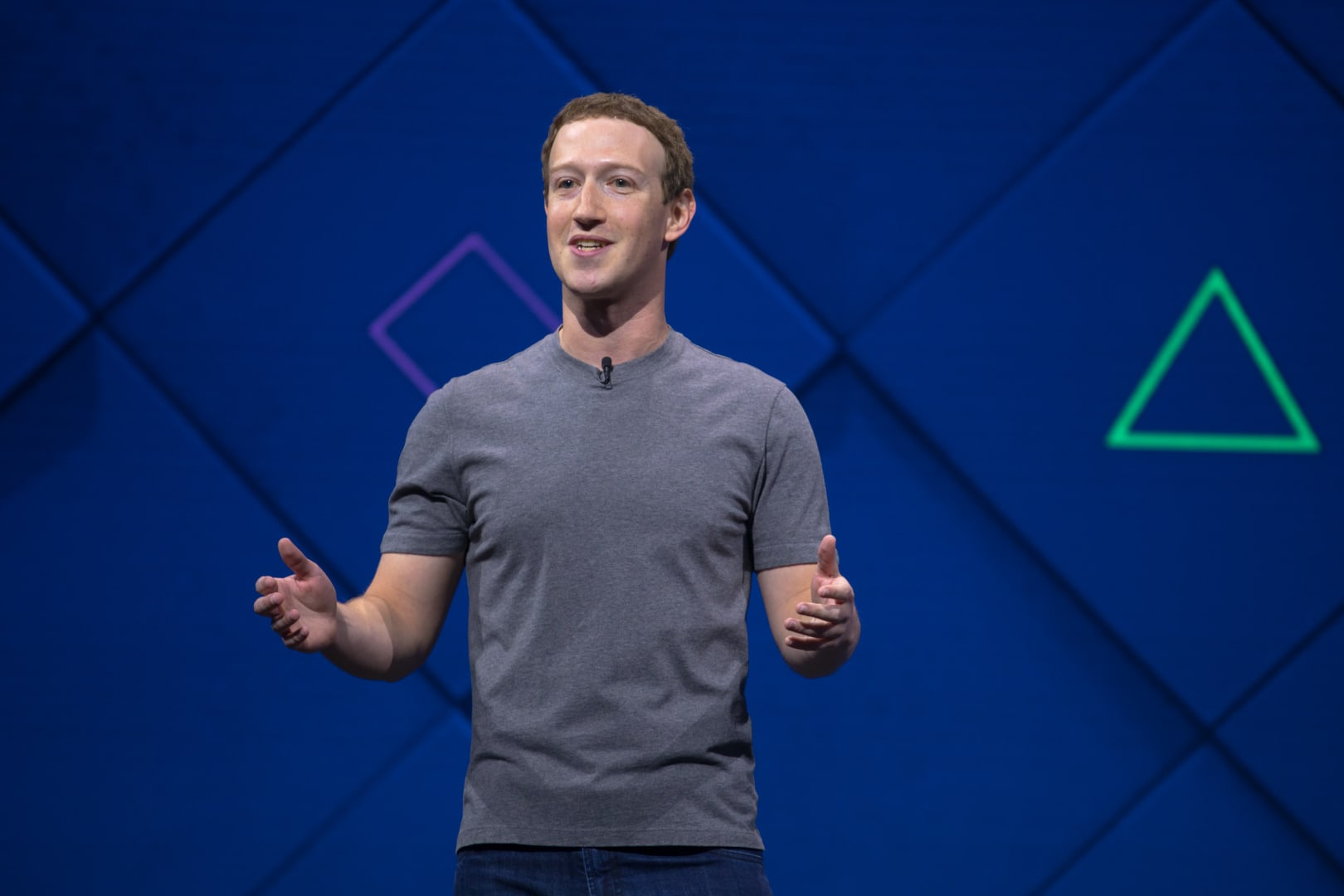 Facebook gets dumped from an S&P index that tracks socially responsible companies