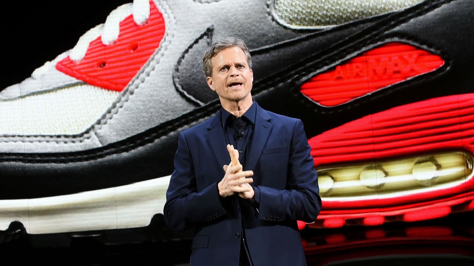 melón amargo carpeta  Nike shares fall despite earnings beat and 15 percent profit growth