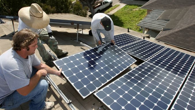 California May Soon Require Solar Panels On New Homes