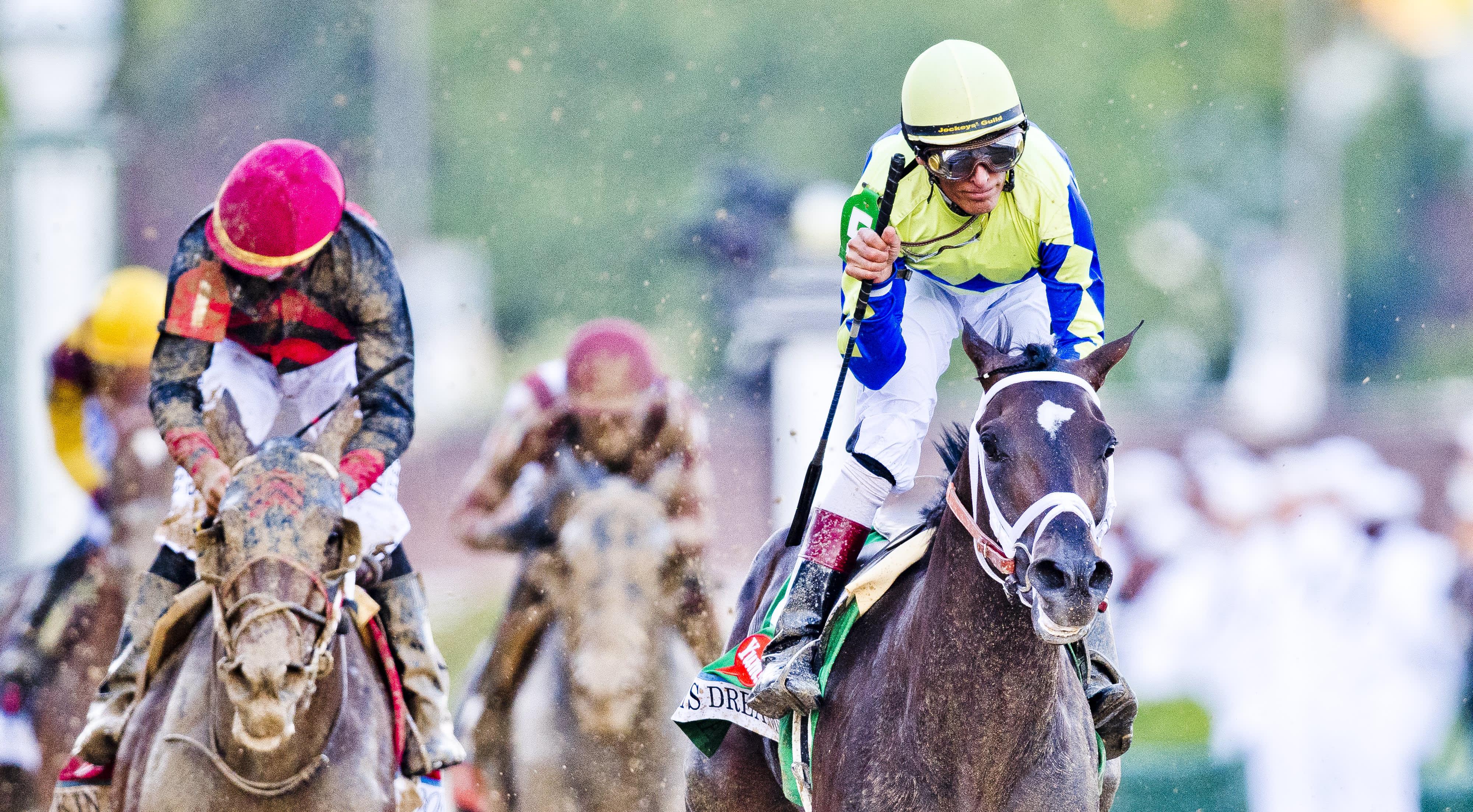 How much money the Kentucky Derby jockeys earn