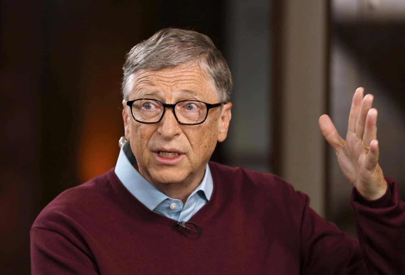 Bill Gates in 2018: World needs to prepare for pandemics just like war