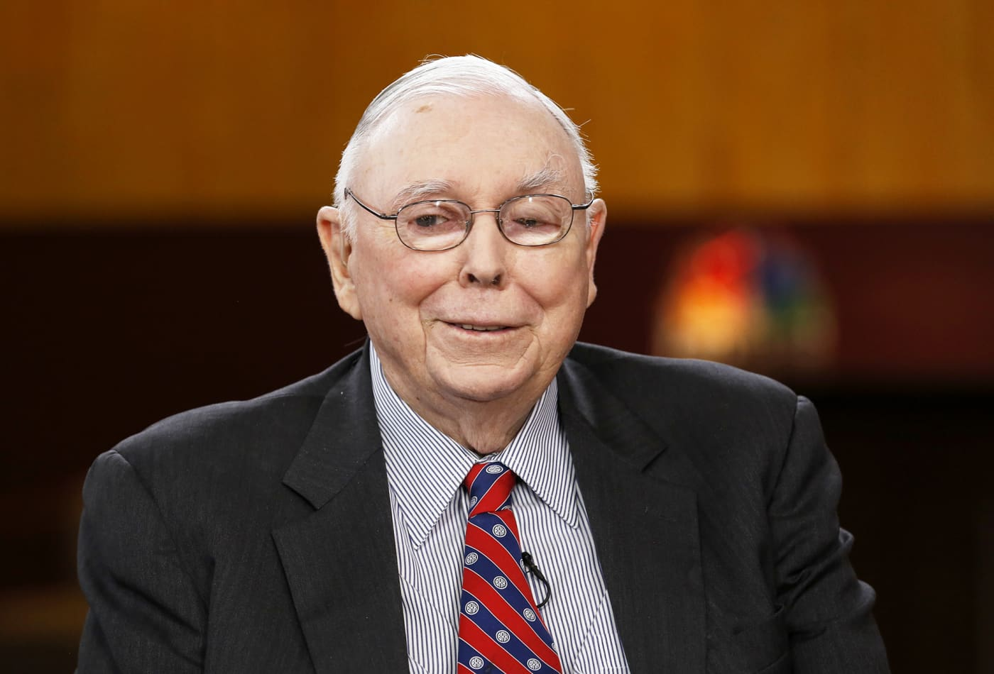 Billionaire Charlie Munger says living by this rule is key to his success