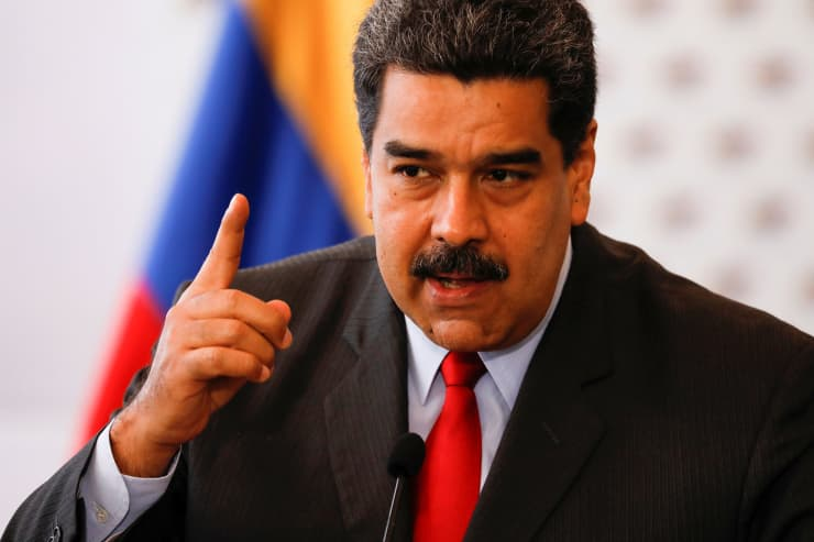 RT: Venezuela's President Nicolas Maduro 180302