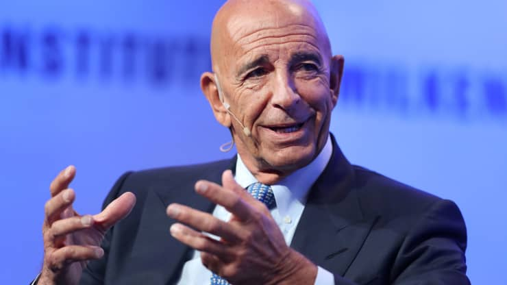 Real Estate Billionaire Tom Barrack Says Commercial Mortgage Market Is On Brink of Collapse Due