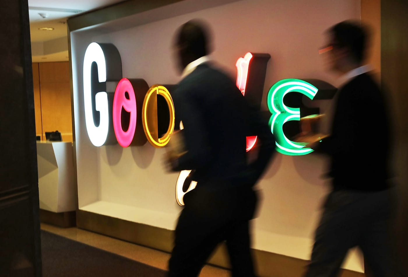 Google restricts travel as coronavirus outbreak spreads and employee in Switzerland tests positive