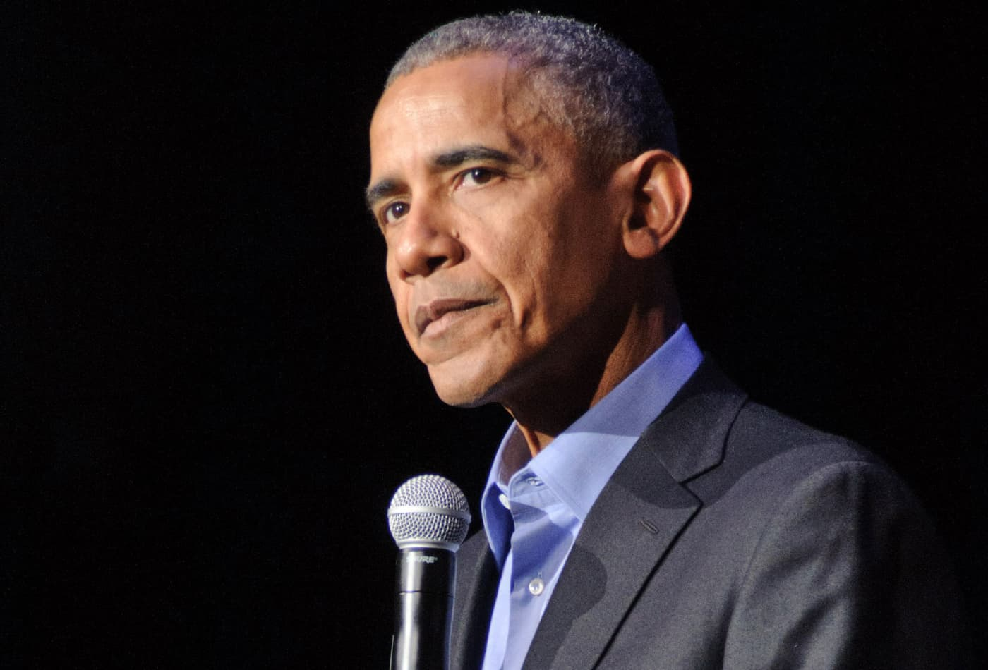 Barack Obama on wealth inequality: 'There's only so much you