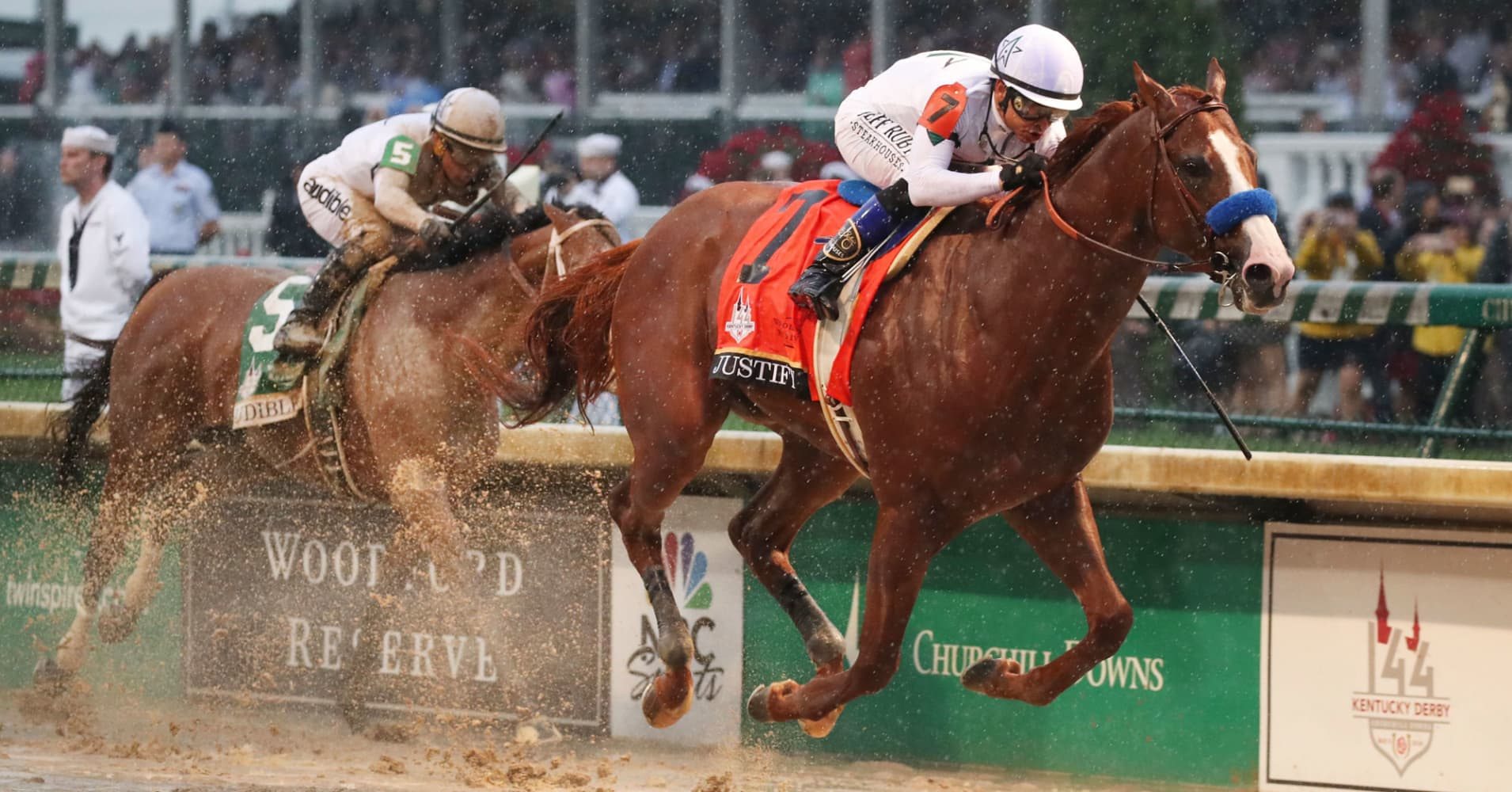 The numbers behind the Kentucky Derby