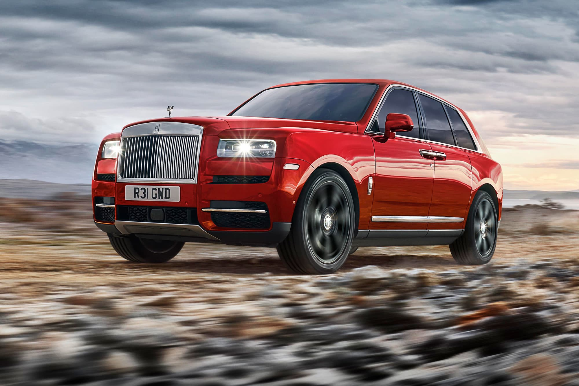 Consumers Can T Get Enough Bentley Lamborghini And Rolls Royce Suvs