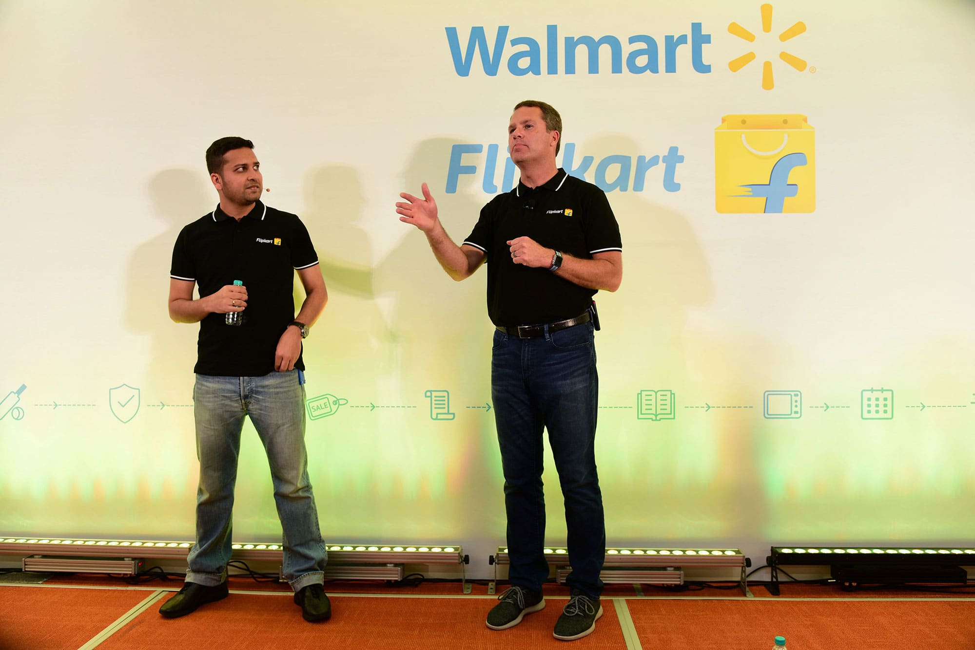 2b0df8d797 Walmart s  16 billion deal for Flipkart a sign US companies are looking to  India for deals