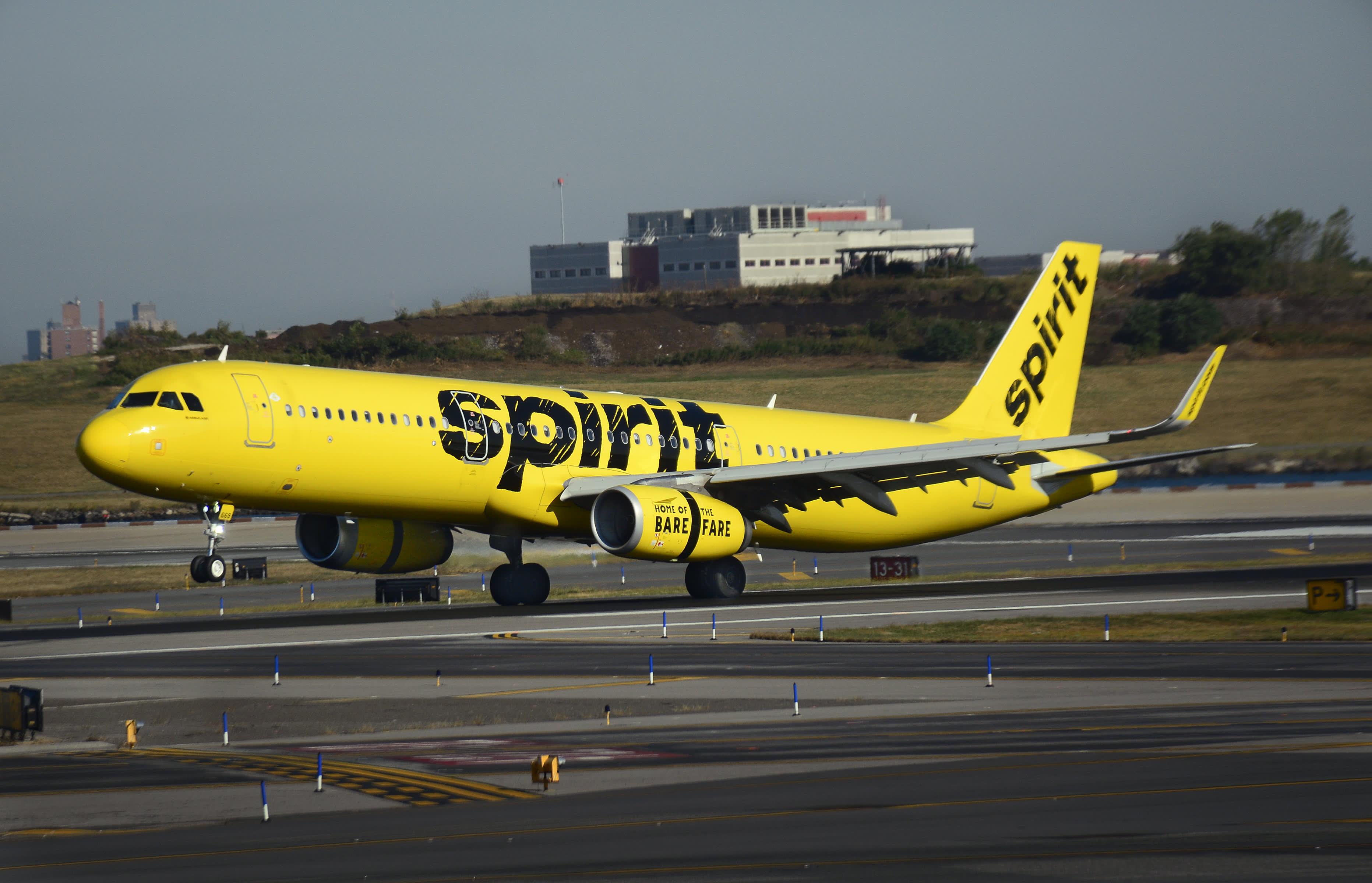 Spirit Airlines To Start Offering In Flight Wi Fi