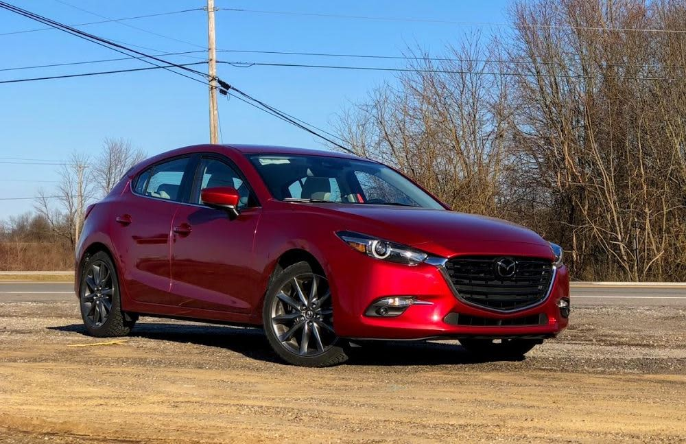 Mazda 3 Hatchback >> The 2018 Mazda 3 Grand Touring Is An Almost Perfect Hatchback