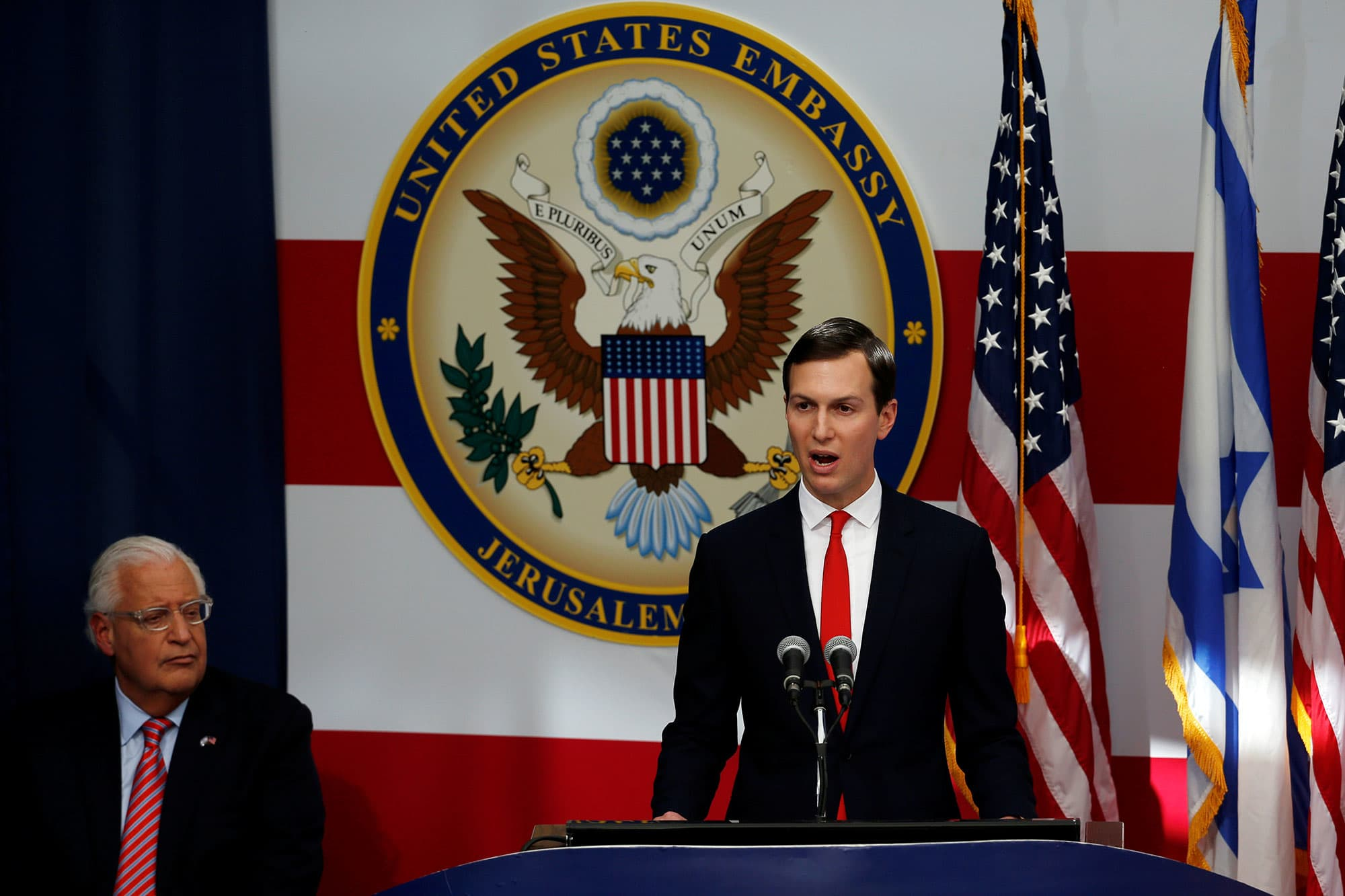 Jared Kushner says his Middle East peace plan will be a 'good starting point'