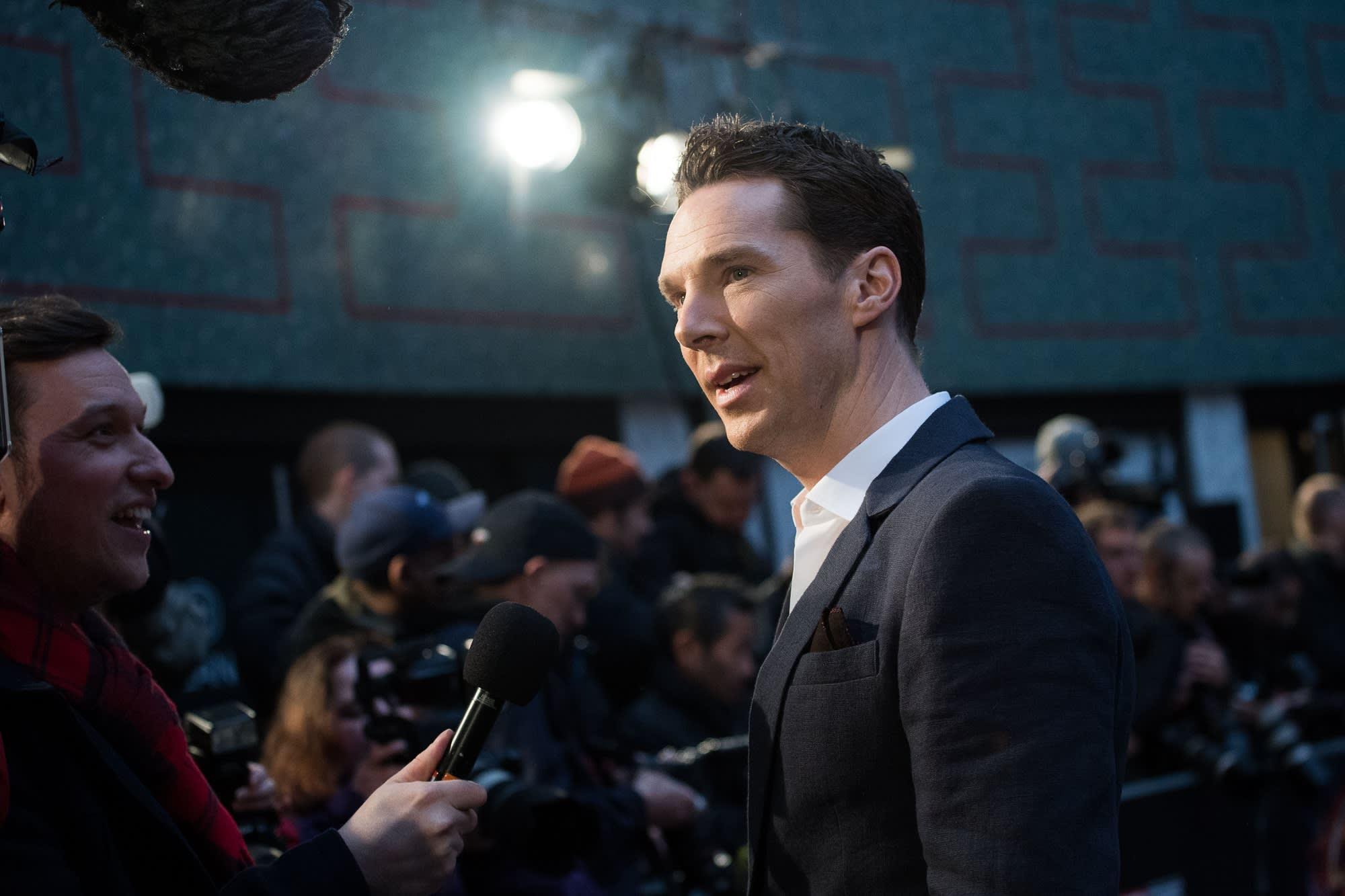 Benedict Cumberbatc