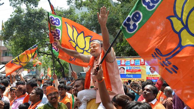 India vote boosts Prime Minister Modi's party, BJP gains in