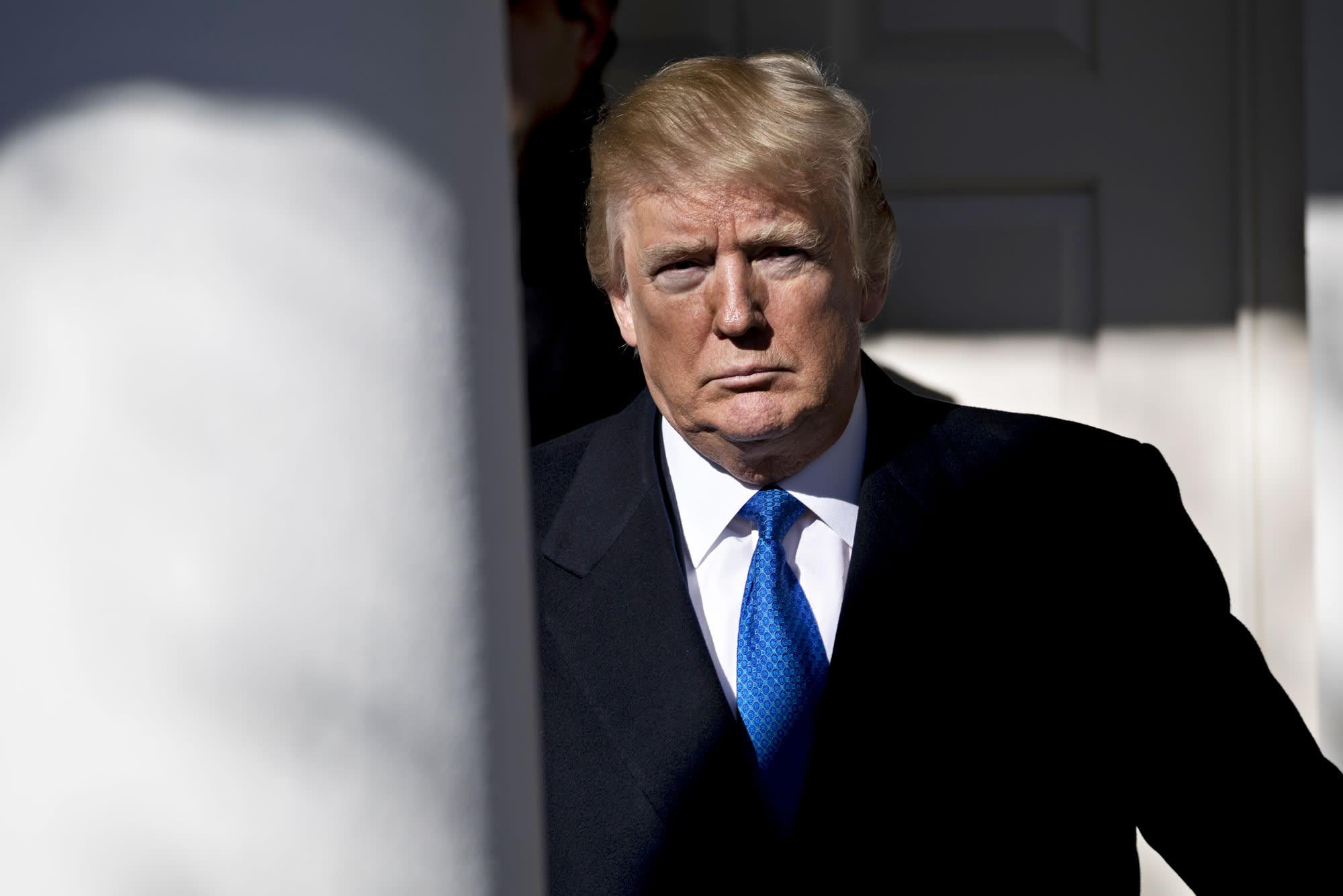 Trump faces criminal, civil investigations after White House