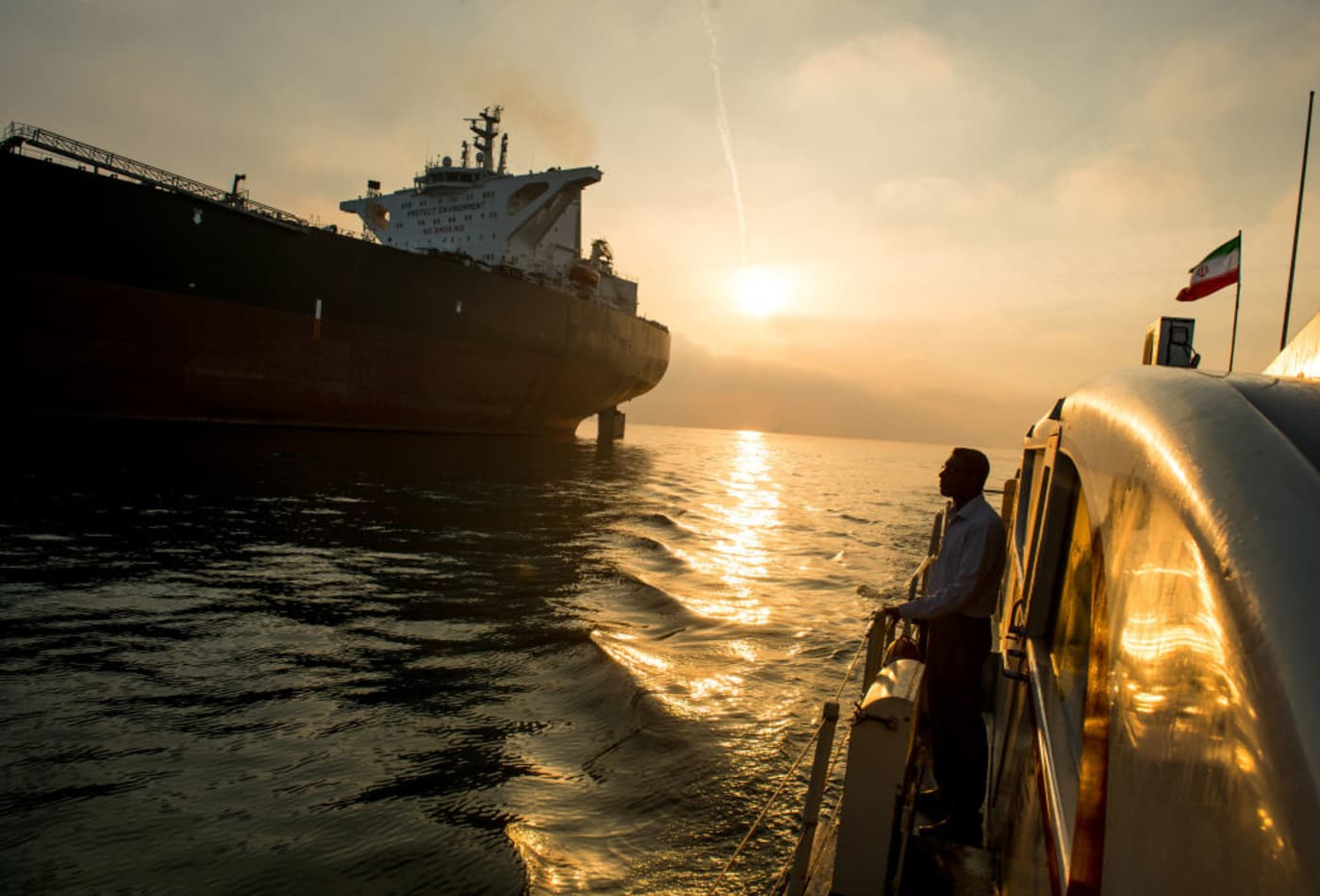 'Biggest' change in oil market history: Crude prices set to soar ahead of shipping revolution