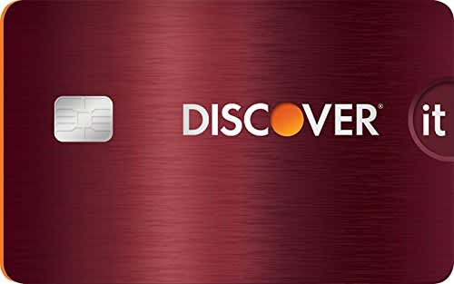 Credit Cards: Discover It