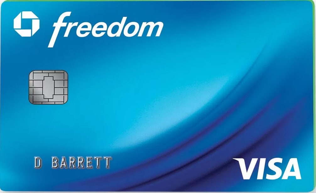 Premium: Chase Freedom Card