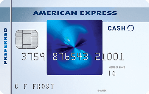 Credit Cards: American Express Blue Cash Preferred
