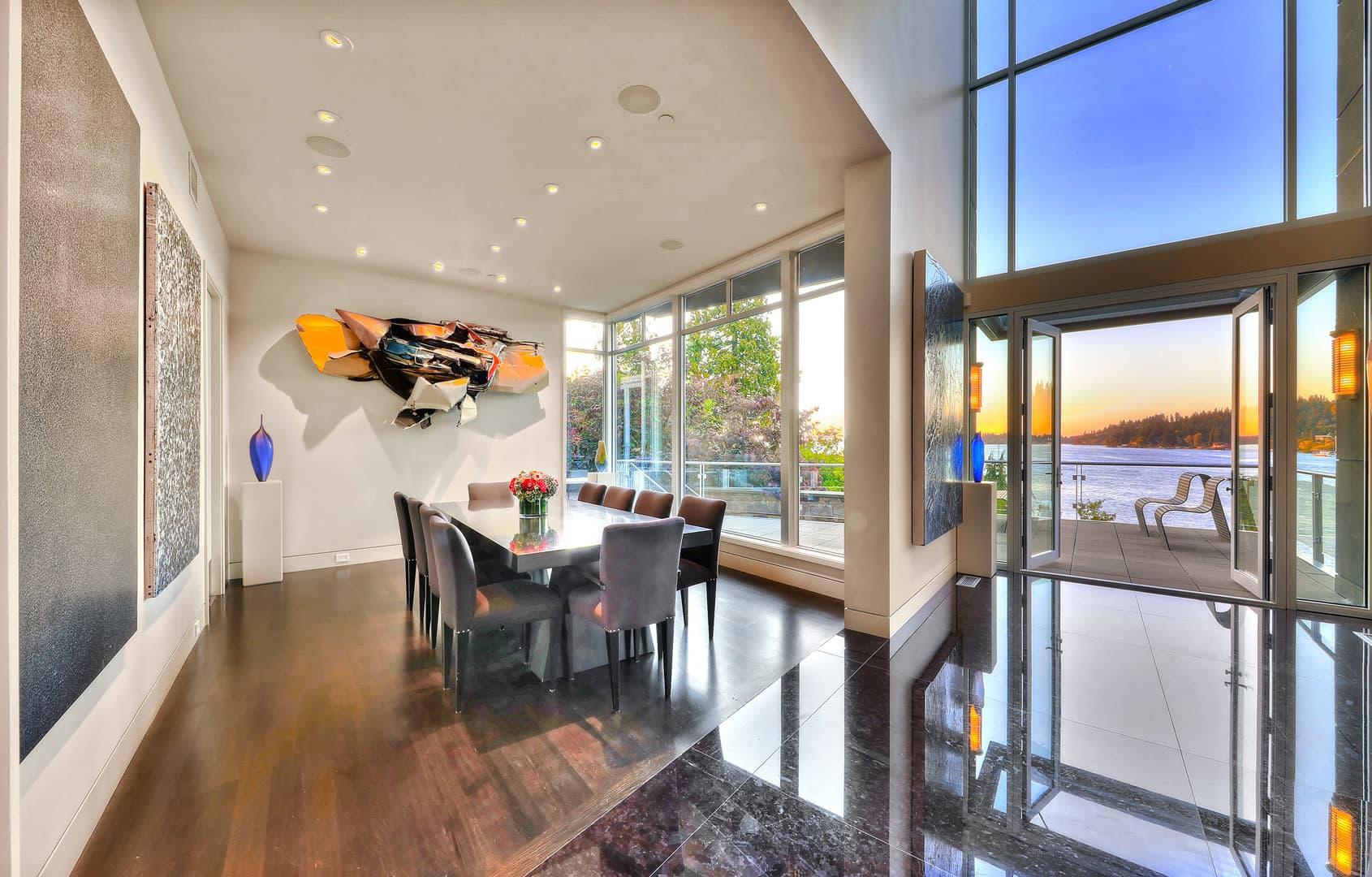 See inside a $15M mega-mansion on Mercer Island