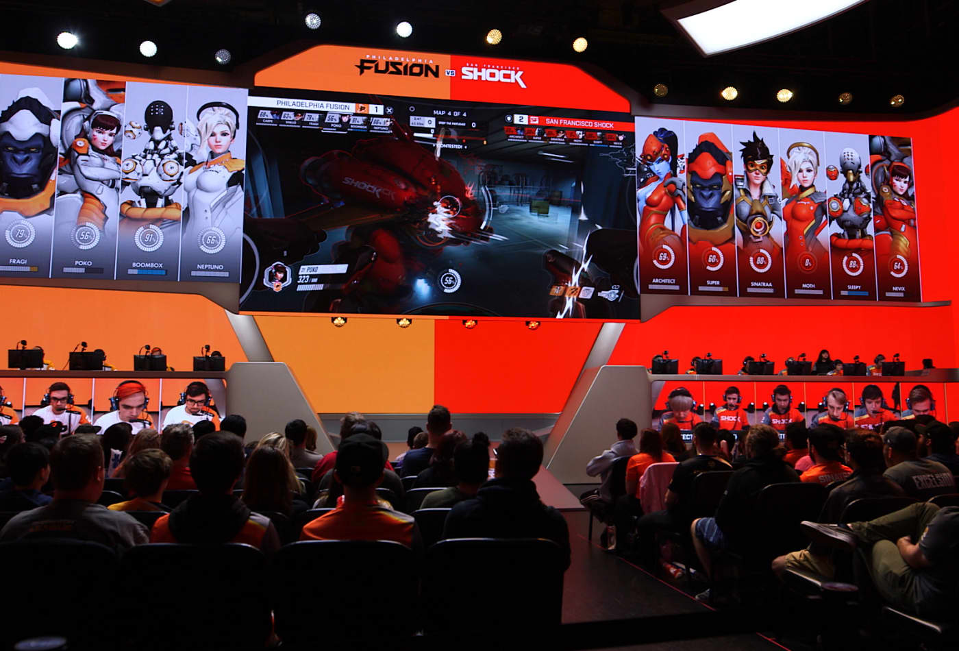 Overwatch League emulating major league sports but for gamers