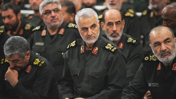 Trump administration issues report on Soleimani killing
