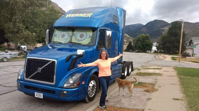 Ups Package Delivery Driver Salary >> Here S What It S Like To Be A Woman Truck Driver