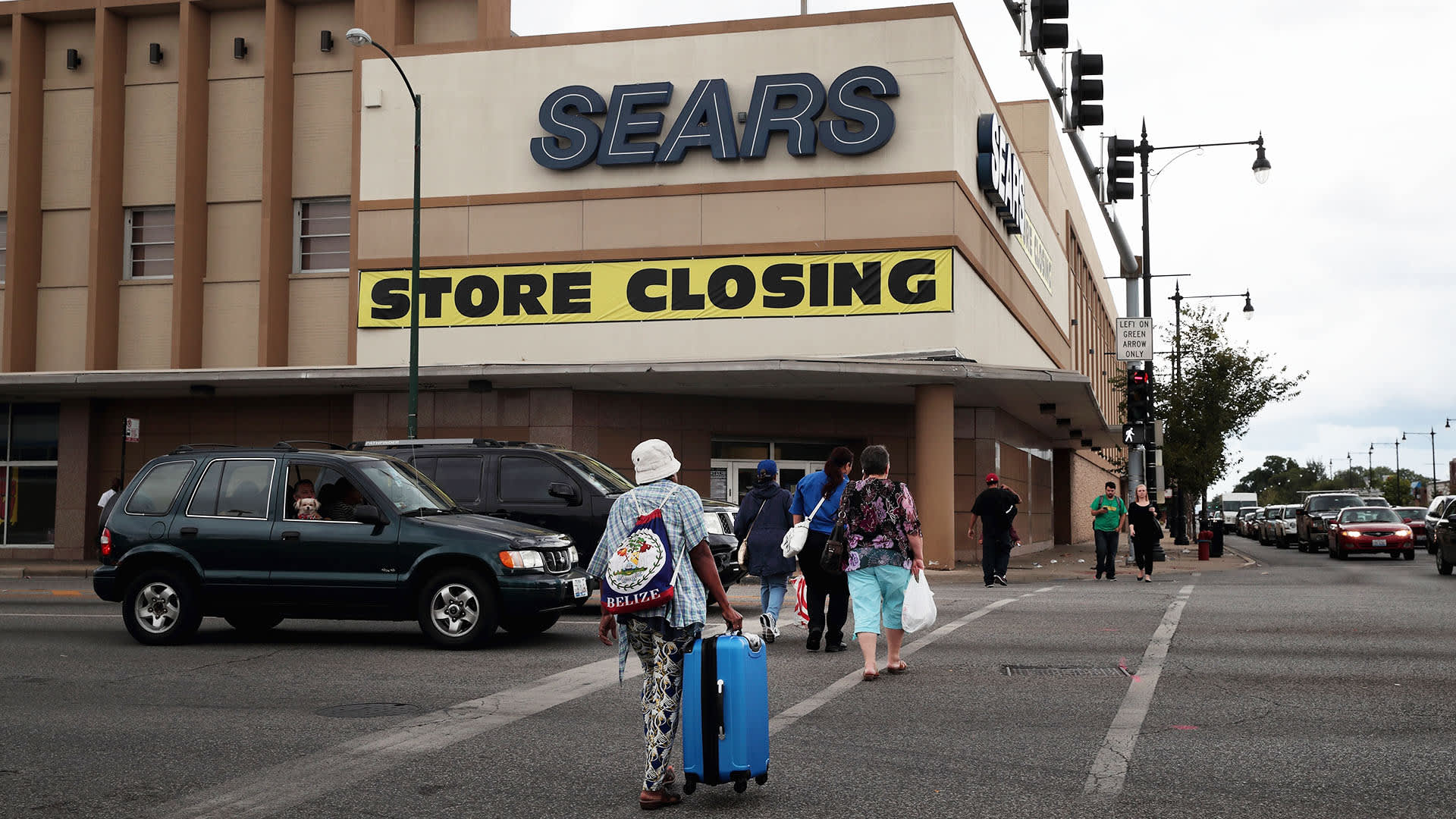 Sears was the Amazon of the 1930s  Here's where the retailer is today