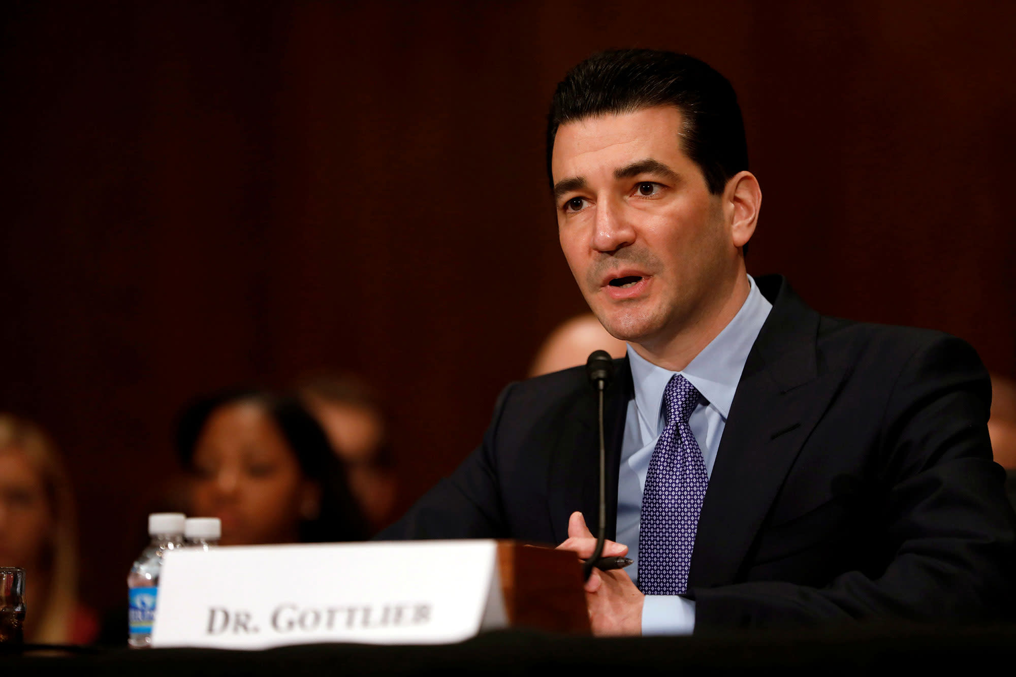 Dr. Scott Gottlieb says U.S. delta-driven Covid spike could peak in 3 weeks, following U.K. pattern