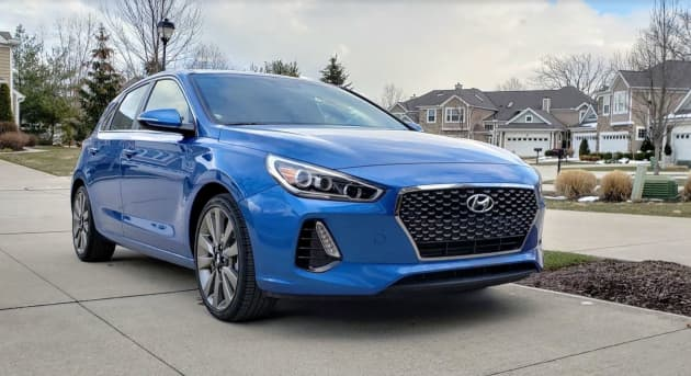 Cnbc Tech 2018 Hyundai Elantra Gt Sport