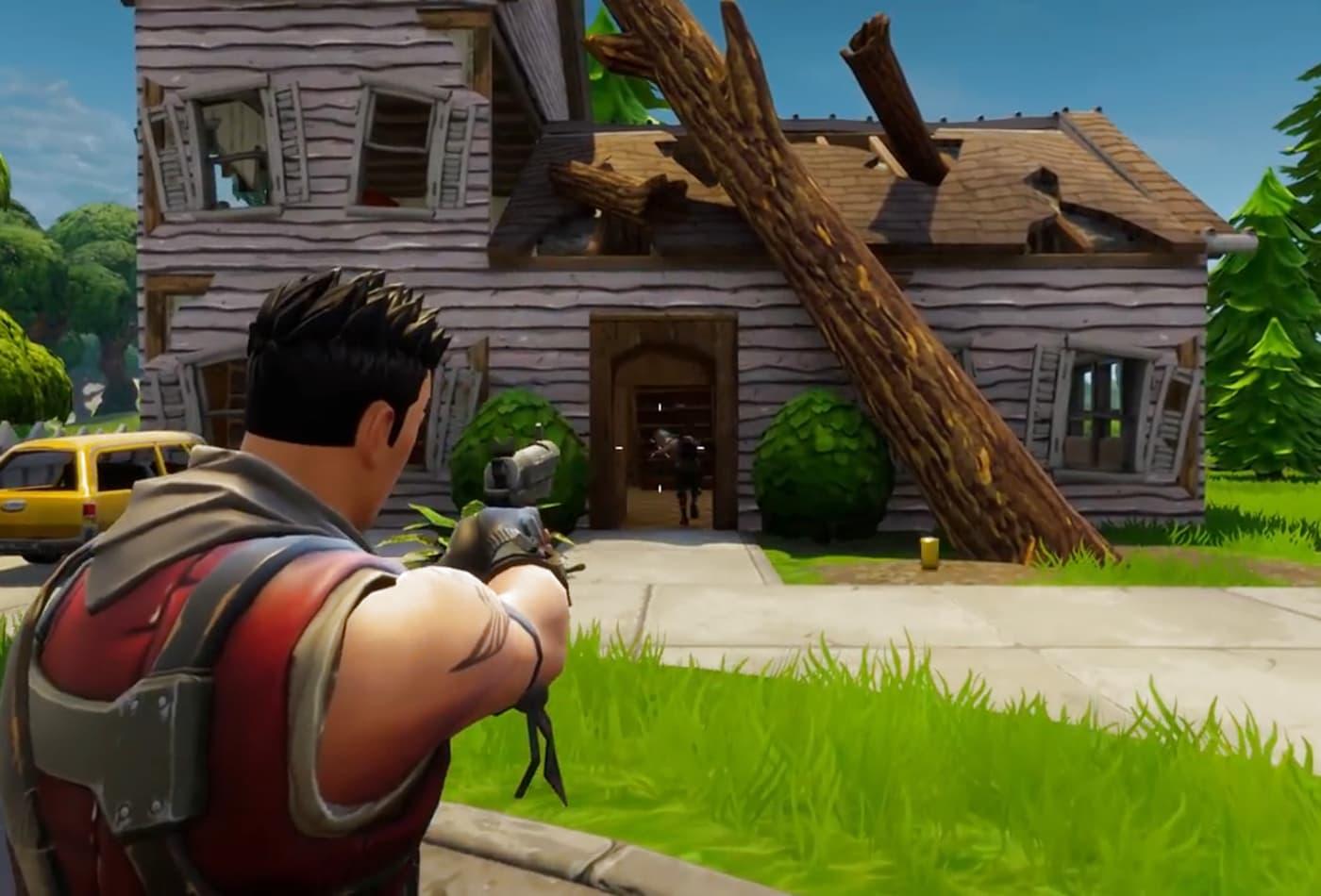fortnite is celebrating its first birthday video game developer epic - battle royale epic games fortnite