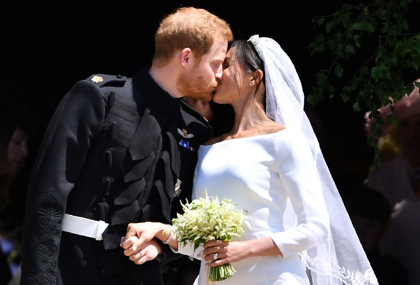 15++ Meghan Markle Wedding Dress