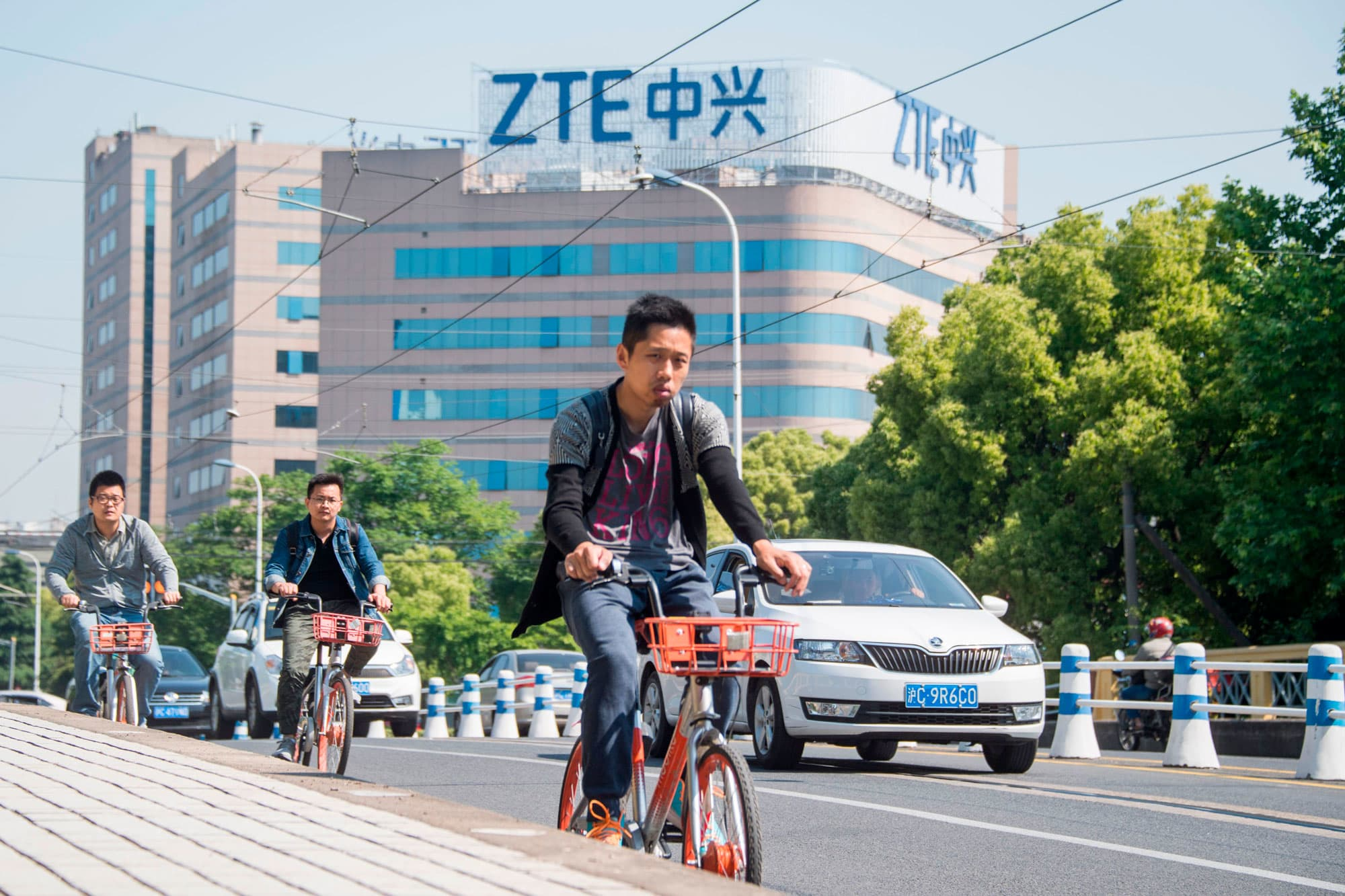 China's ZTE plans $1.7 billion A-share sale to fund 5G research and development